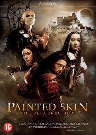 Inlay van Painted Skin: The Resurrection