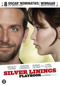 Inlay van Silver Linings Playbook