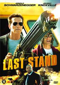 Inlay van The Last Stand