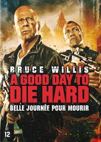 Inlay van A Good Day To Die Hard