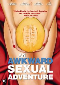 Inlay van An Awkward Sexual Adventure