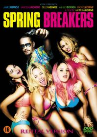 Inlay van Spring Breakers