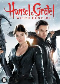 Inlay van Hansel & Gretel: Witch Hunters