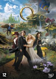 Inlay van Oz The Great And Powerful