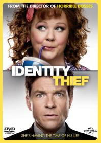 Inlay van Identity Thief