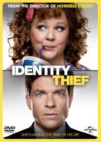 Inlay van Identity Thief