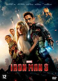 Inlay van Iron Man 3