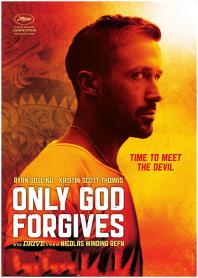 Inlay van Only God Forgives