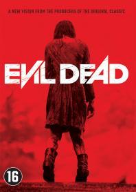 Inlay van Evil Dead 2013
