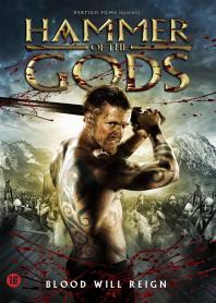 Inlay van Hammer Of The Gods