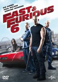 Inlay van Fast & Furious 6