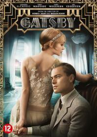 Inlay van The Great Gatsby