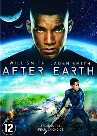 Inlay van After Earth