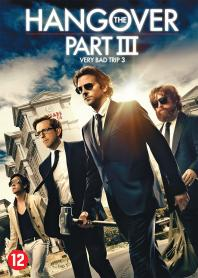 Inlay van The Hangover Part Iii