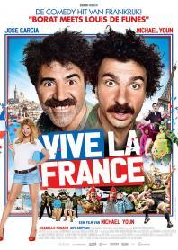 Inlay van Vive La France