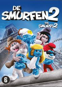 Inlay van The Smurfs 2