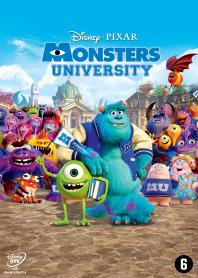 Inlay van Monsters University