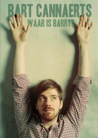 Inlay van Bart Cannaerts: Waar Is Barry ?