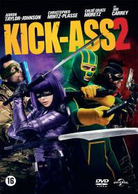 Inlay van Kick-ass 2