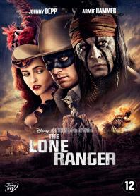 Inlay van Lone Ranger