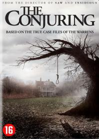 Inlay van The Conjuring