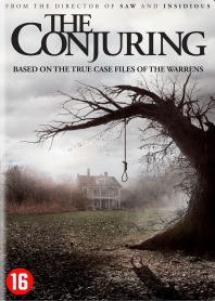Inlay van The Conjuring