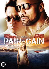 Inlay van Pain & Gain
