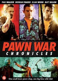 Inlay van Pawn War Chronicles