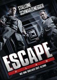 Inlay van Escape Plan