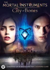 Inlay van The Mortal Instruments, City Of Bones