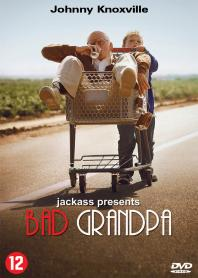 Inlay van Jackass Presents: Bad Grandpa