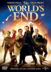 Inlay van The World's End