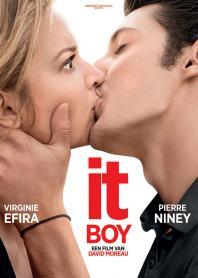 Inlay van It Boy (20 Ans D'ecart)