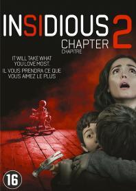 Inlay van Insidious Chapter 2