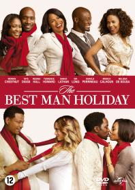 Inlay van The Best Man Holiday
