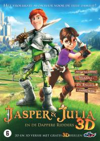 Inlay van Jasper En Julia En De Dappere Ridders