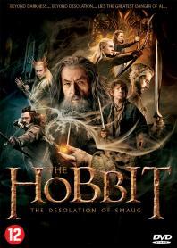 Inlay van The Hobbit: Desolation Of Smaug