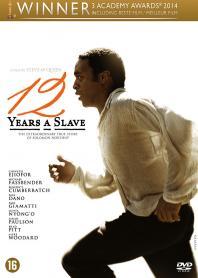 Inlay van 12 Years A Slave