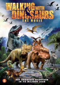Inlay van Walking With Dinosaurs