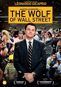 Inlay van The Wolf Of Wall Street