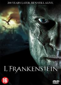 Inlay van I, Frankenstein