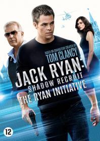 Inlay van Jack Ryan: Shadow Recruit