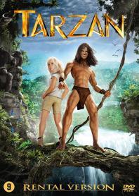 Inlay van Tarzan