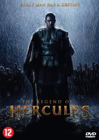 Inlay van The Legend Of Hercules