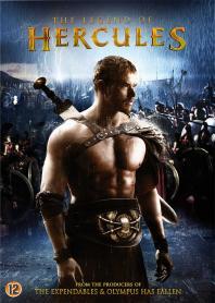 Inlay van The Legend Of Hercules