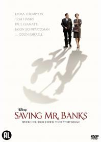 Inlay van Saving Mr. Banks