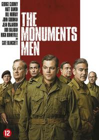 Inlay van The Monuments Men