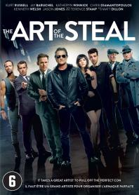 Inlay van The Art Of The Steal