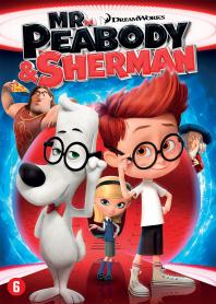 Inlay van Mr. Peabody & Sherman