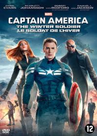 Inlay van Captain America: The Winter Soldier